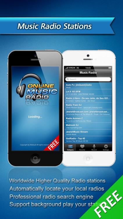 All Music Radio Free