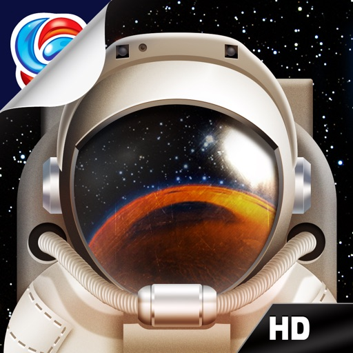 Expedition Mars HD: space adventure icon