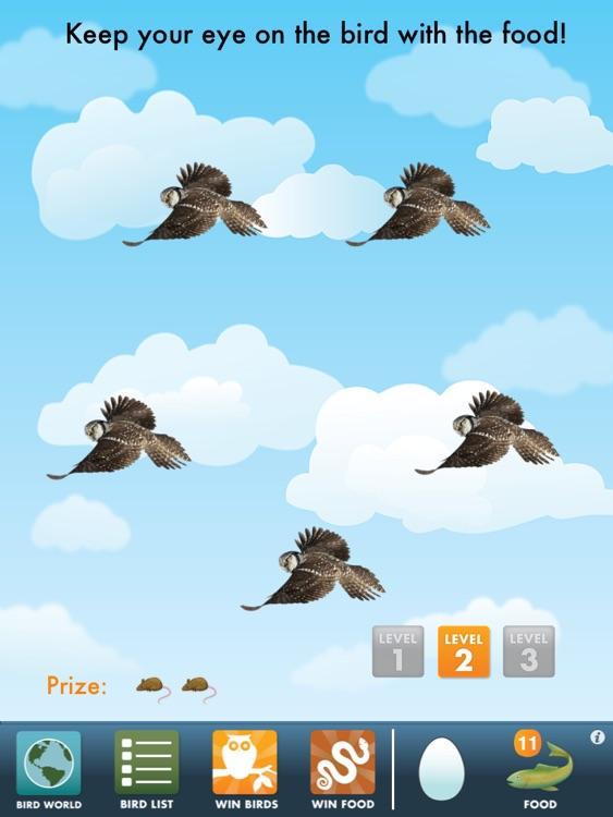 My Birds of Prey HD Lite screenshot-3