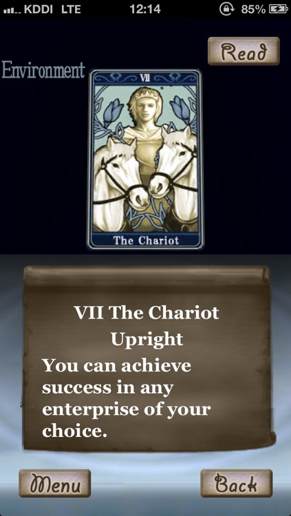 TAROT READING screenshot-3