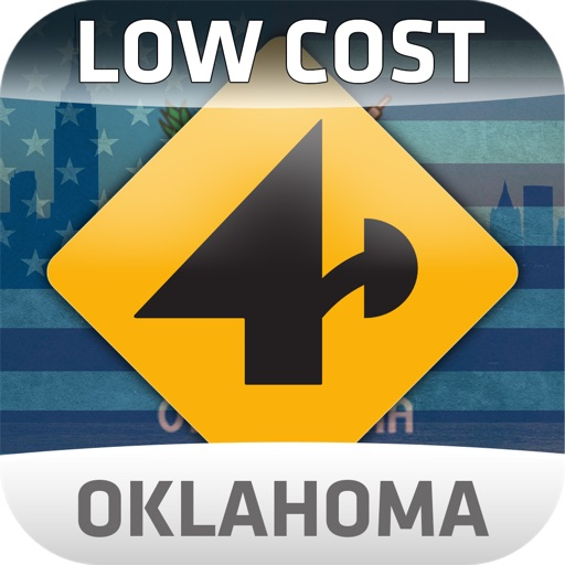 Nav4D Oklahoma @ LOW COST icon