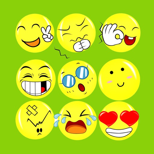 Emoji Emoticons Free + Photo Captions Collage - 300+ New Smiley Symbols & Icons for Messages & Emails