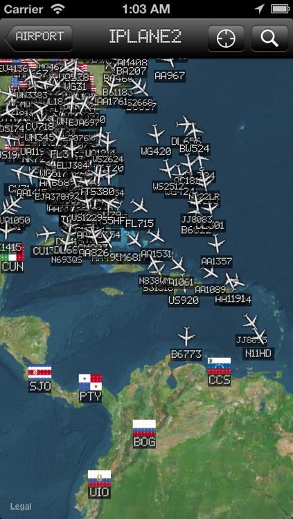 New Jersey Airport - iPlane2 Flight Information screenshot-4