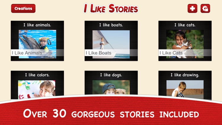 I Like Stories - Storytime for Kids and Endless Readers screenshot-0