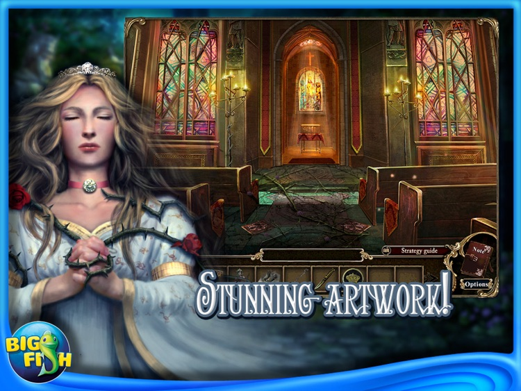 Dark Parables: Curse of Briar Rose Collector's Edition HD screenshot-1