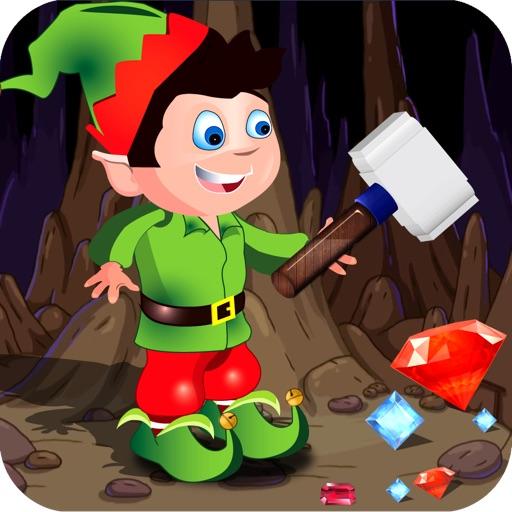 Gnome Cave Jump Hammer Quest - Top Jumpy Elf Jewel Runner Blitz Free