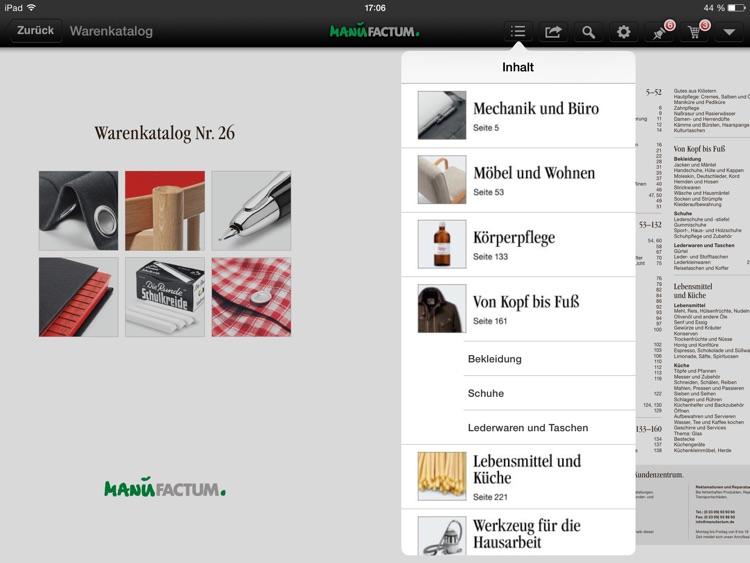 Manufactum screenshot-3