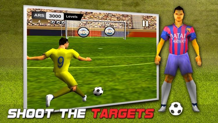 Real Football Penalty Kicks 2014 - Footccer