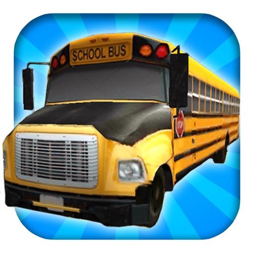 A Bus Race Highway 3D: Crazy Endless Driving Edition - FREE icon