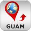 クアム島 旅行地図 - Offline OSM Soft