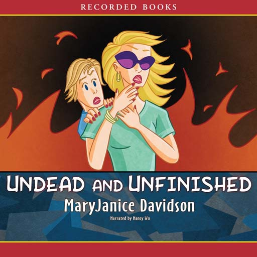 Undead and Unfinished (Audiobook)