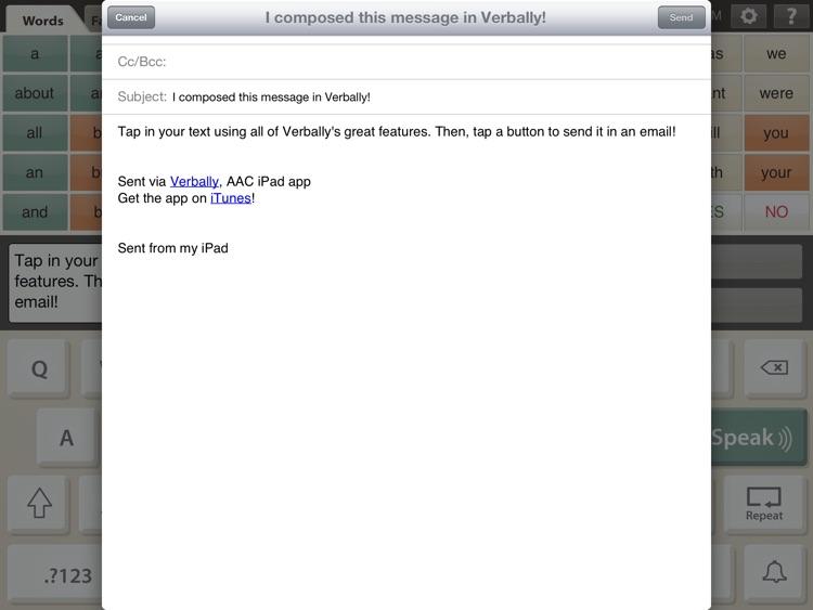 Verbally Premium screenshot-4