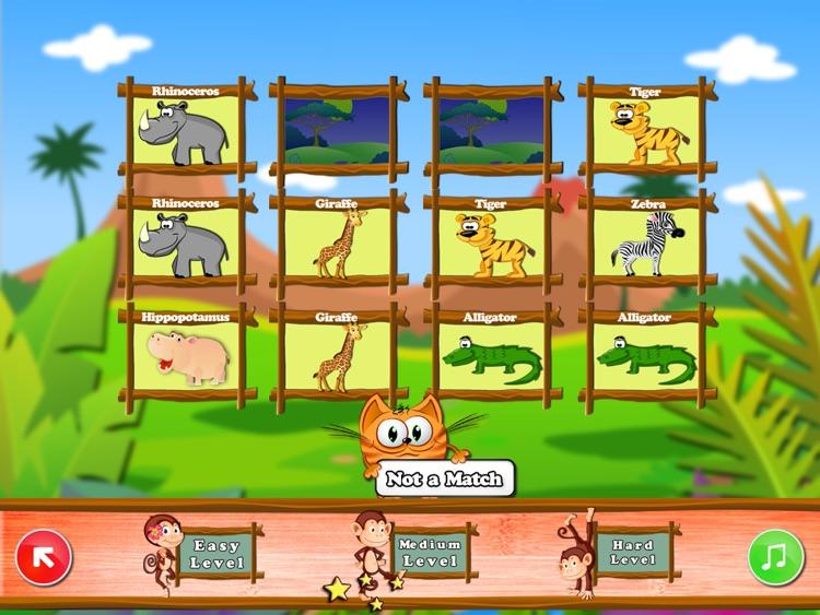 Exploring Wild Animals screenshot-3