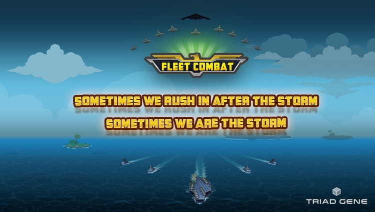 Fleet Combat screenshot-0