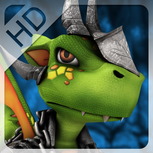 Dragooo HD for iPad Review