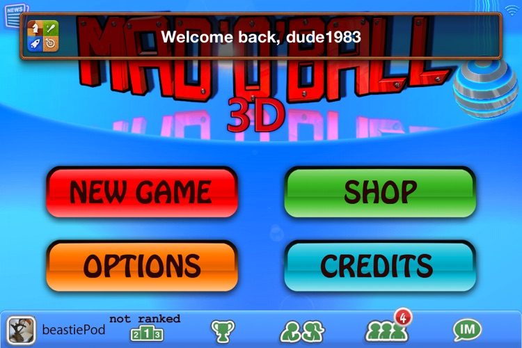 Mad O Ball 3D screenshot-0