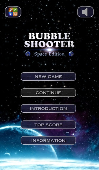 Bubble Shooter Space Edition Скриншоты5