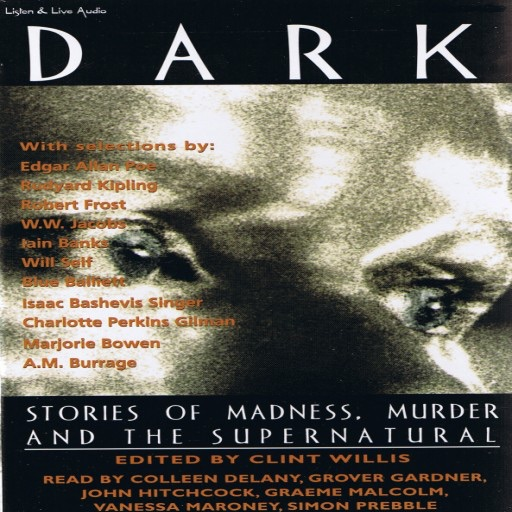Dark: Stories of Madness, Murder, and the Supernatural (Audiobook)