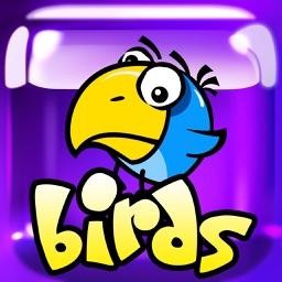Glass Tower Birds