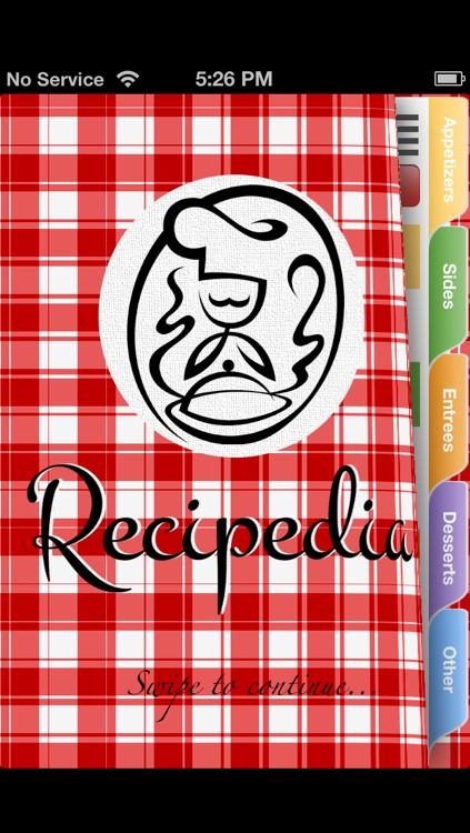 Recipedia - Cookbook and Recipe Finder