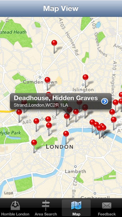 Horrible London screenshot-3