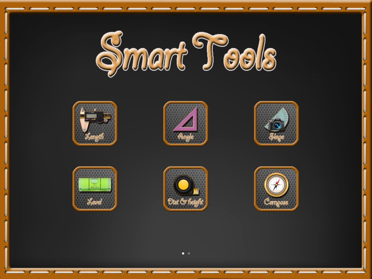 Smart Tools HD screenshot-0