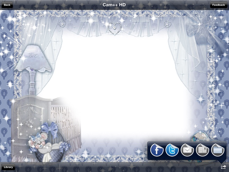 Cam++ Baby Photo Frames HD screenshot-3