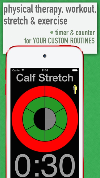 PT Timer: Stretch & Exercise screenshot-0