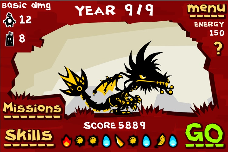 Dragon Evolution Free screenshot-4