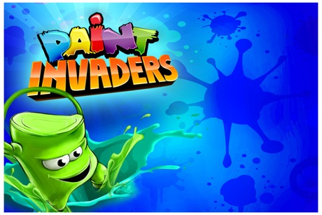 Paint Invaders