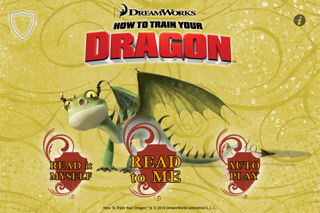 How To Train Your Dragon- Kids Book HD Screenshot 1