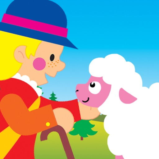 The Lying Shepherd - interactive book for children