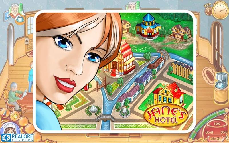 Jane's Hotel Free screenshot 1