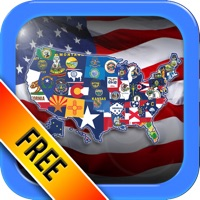 Codes for US State Flags Practice Quiz - The Free Educational United States Flag Trivia Game Hack