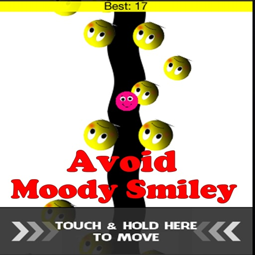 Avoid The Moody Smiley and Be Happy icon