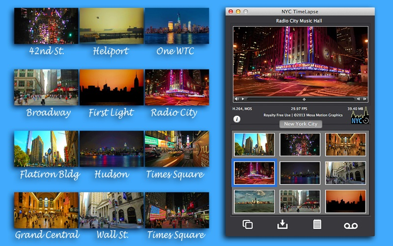 NYC TimeLapse for iMovie and FCPX | App Price Drops