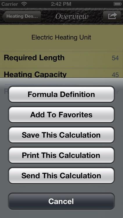 HVAC Professional screenshot-4