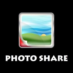 Photo Share - Bluetooth & Wi-Fi