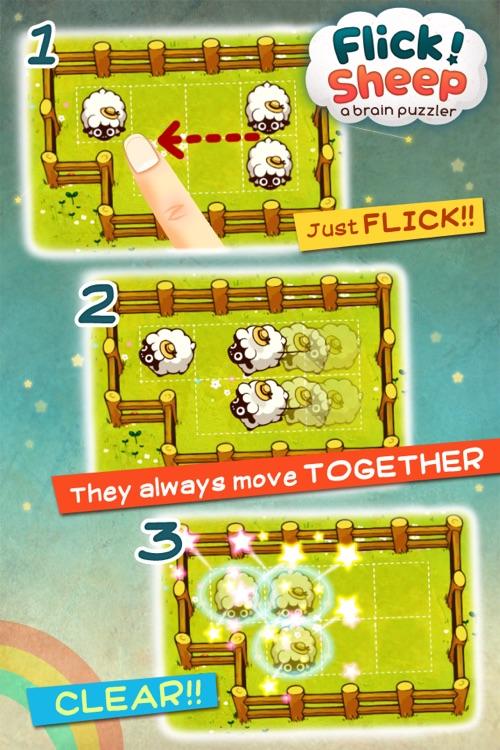 Flick Sheep!
