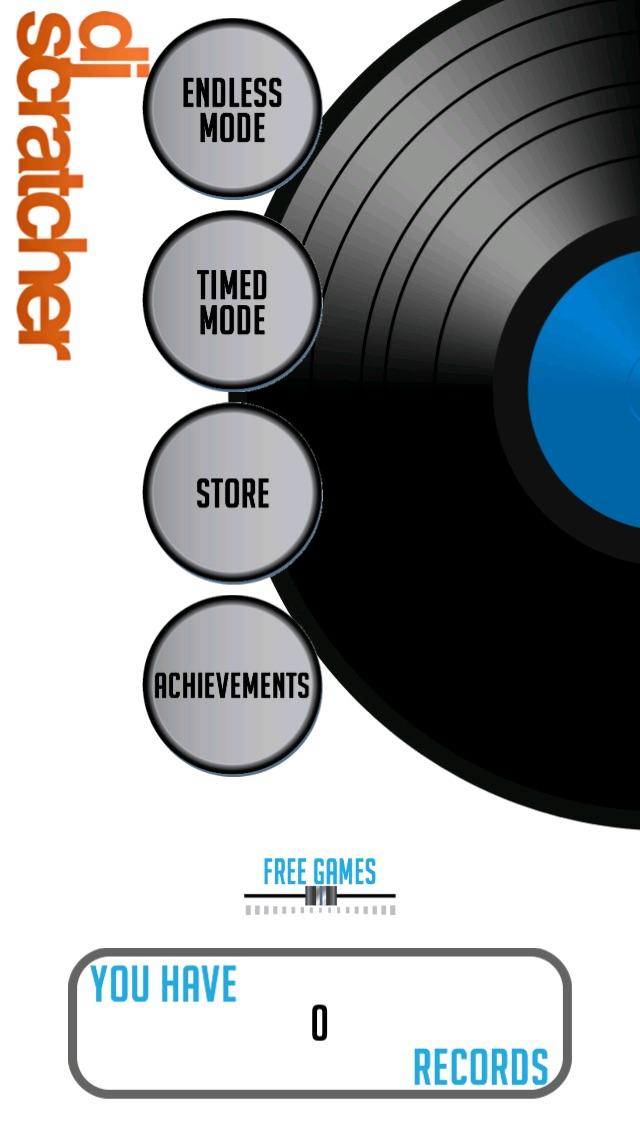 DJ Scratcher Tap Clicker Speed Mania Record Scratch Game-4