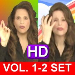 Sign Language Idioms, Vol. 1-2 for iPad!