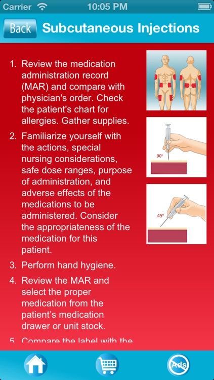 RN Cheat Sheet: A Patient Care Clinical Reference for Nurses & Nursing Students screenshot-4