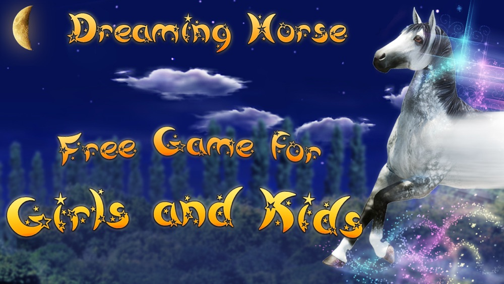 My Dreaming Horse – A Horse Game for Girls and Kids