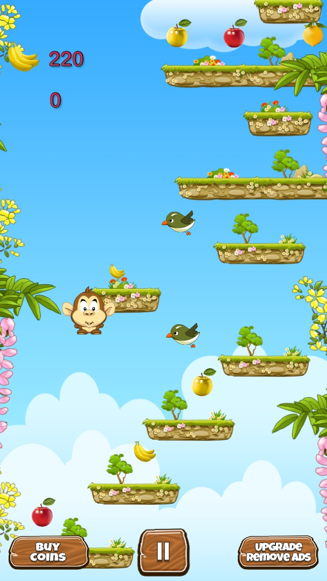Super Monkey Jump hack tool