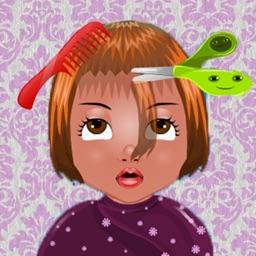 Baby kids salon – Haircutting