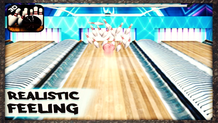 3D Bowling screenshot-1