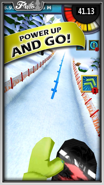 Snow Racer Friends screenshot-4
