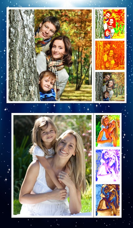 1001 Photo Effects Pro - image fx, filter, color  & splash for your camera pictures screenshot-4