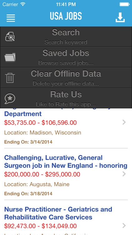 goFederal screenshot-1