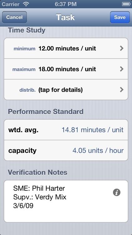 Task Rate Calculator screenshot-3